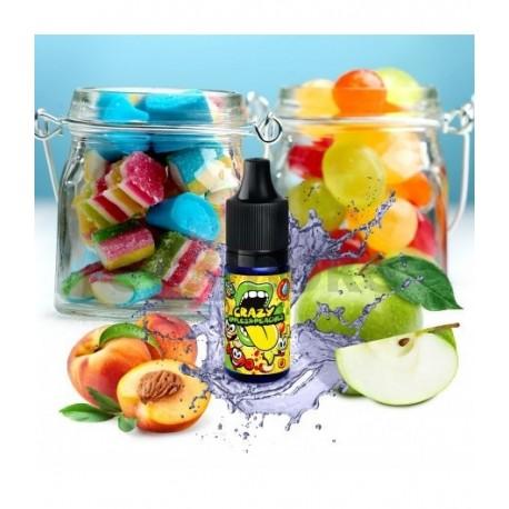 10 ml Crazy Apples and Peaches Big Mouth aróma
