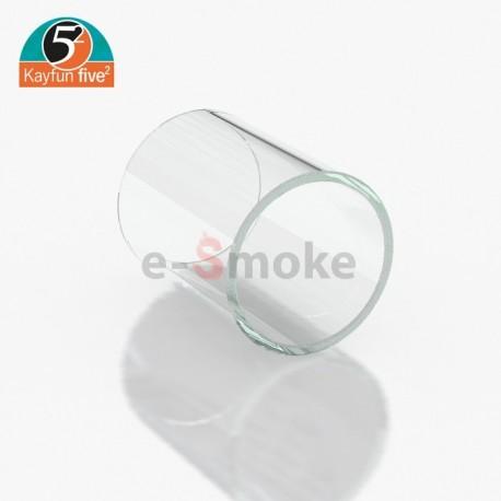 Kayfun 5² - sklo