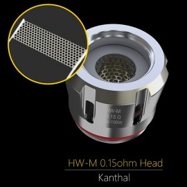 Eleaf HW-M 0,15 Ohm žhaviaca hlava