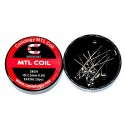 10ks Coilology MTL Coil SS316L špirálky