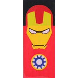 Wrap fólia Iron Man na 18650
