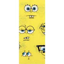 Wrap fólia SpongeBob na 18650