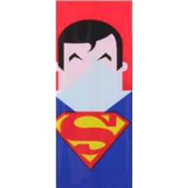 Wrap fólia Superman na 18650