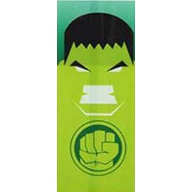 Wrap fólia Hulk Banner na 18650