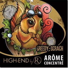 10 ml Greedy-Scrach High-End Revolute aróma
