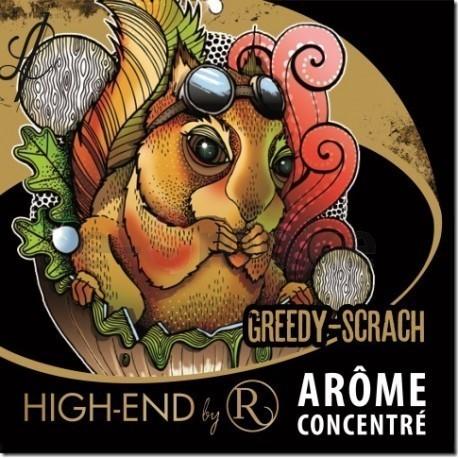 10 ml Greedy-Scrach High-End Revolute aróma