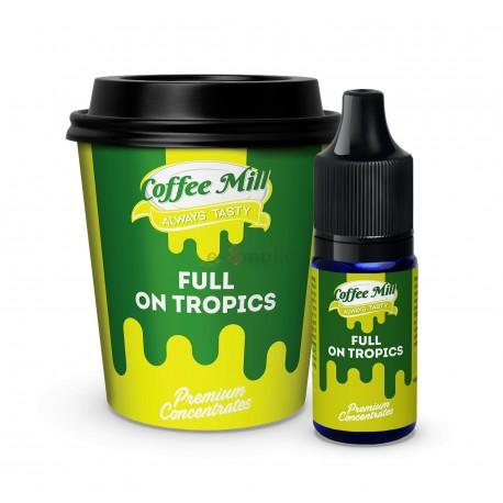 10 ml Full On Tropics COFFEE MILL aróma
