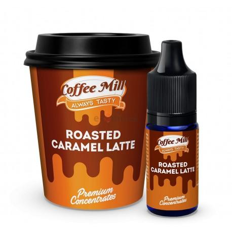 10 ml Roasted Caramel Latte COFFEE MILL aróma