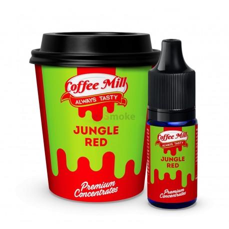 10 ml Jungle Red COFFEE MILL aróma