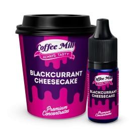 10 ml Blackcurrant Cheesecake COFFEE MILL aróma
