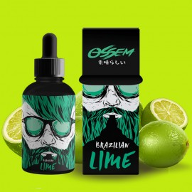 50/10 ml Brazilian Lime OSSEM JUICE S&V