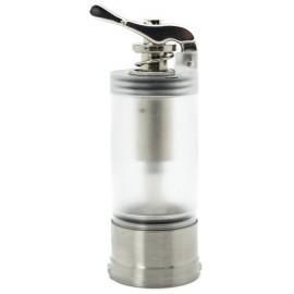 asMODus Pumper Silver fľaštička s pumpou 18/21