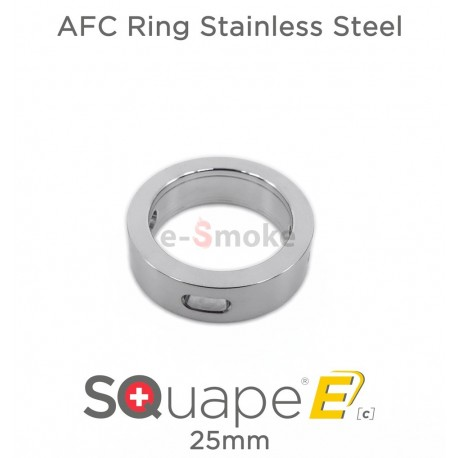 AFC Ring Stainless Steel SQuape E[c] 25mm