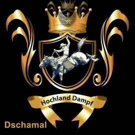 10 ml Dschamal Hochland Dampf aróma