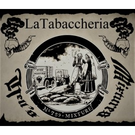 10ml No759 Mixture Hell's Mixtures La Tabaccheria
