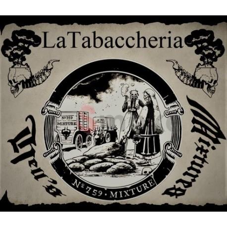 10ml No759 Mixture Hell's Mixtures La Tabaccheria
