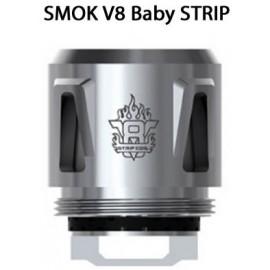 SMOK V8 Baby Strip 0,15 Ohm žhaviaca hlava