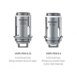 SMOK Vape Pen 22 Dual Core žhaviaca hlava
