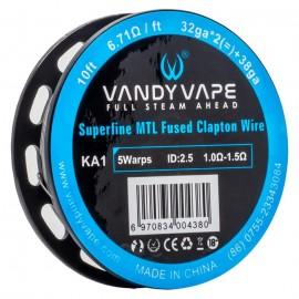 Vandy Vape KA1 Superfine MTL Fused Clapton_32ga