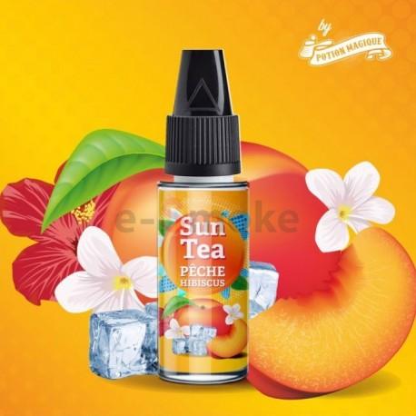 10 ml Pêche & Hibiscus SUN TEA aróma