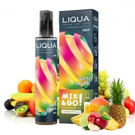 50/20 ml Tutti Frutti LIQUA MIX&GO Shake&Vape