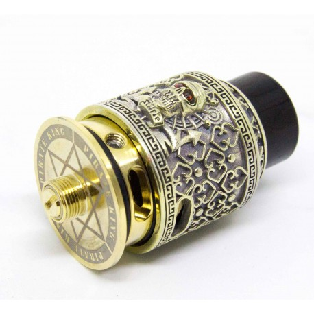 Riscle Pirate King RDA 24mm Silver