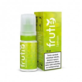 10 ml Lemon Frutie e-liquid