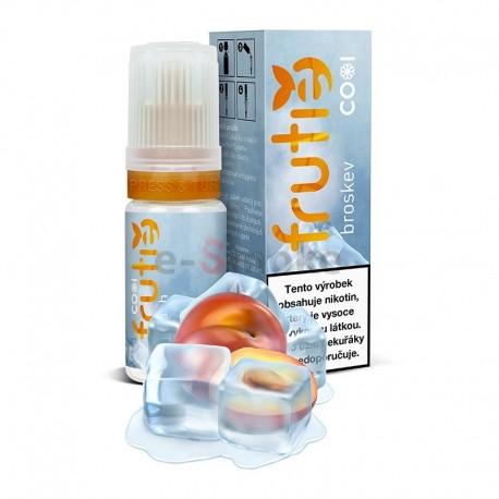 10 ml Broskyňa COOL Frutie e-liquid