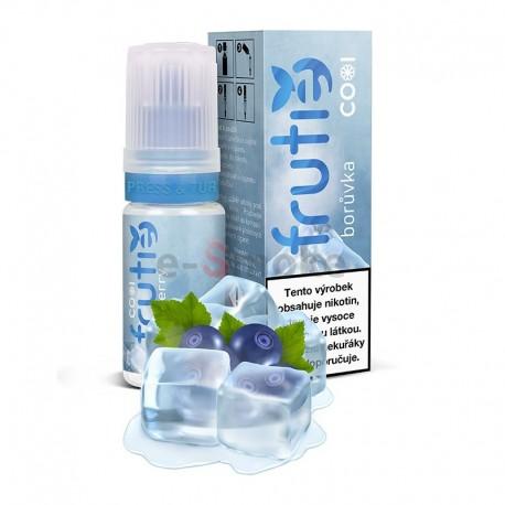 10 ml Čučoriedka COOL Frutie e-liquid