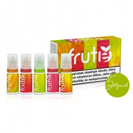 5 x10 ml ALTERA Variety Pack Frutie e-liquid