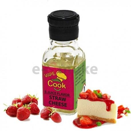 10 ml Straw Cheese Vape Cook IMPERIA aróma