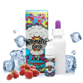 10ml Strawberry On Ice DETONATION DRIP ARÓMA