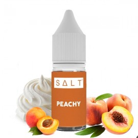 10 ml Peachy SALT e-liquid