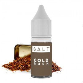 10 ml Gold Rush SALT e-liquid