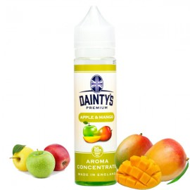 60 ml Apple & Mango DAINTY'S PREMIUM - 20ml Shake & Vape