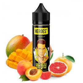 60 ml Jean Claude Van Vape HEROES - 20ml Shake and Vape
