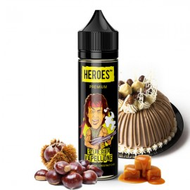 60 ml Sylvester Vapellone HEROES - 20ml Shake and Vape
