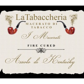 10ml Assolo di Kentucky FIRE CURED La Tabaccheria