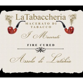 10ml Assolo di Latakia FIRE CURED La Tabaccheria