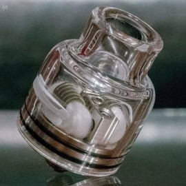 Dead Rabbit 22mm Top Cap od Trinity Glass