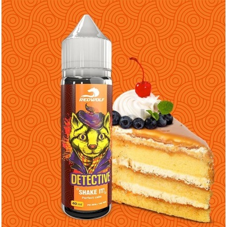 60 ml Detective RED WOLF - 40 ml S&V