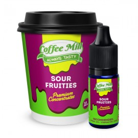 10 ml Sour Fruities COFFEE MILL aróma