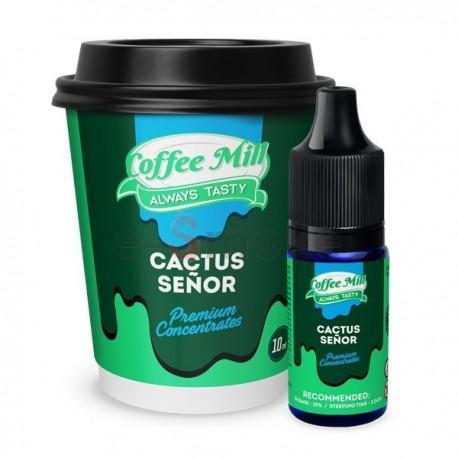 10 ml Cactus Señor COFFEE MILL aróma
