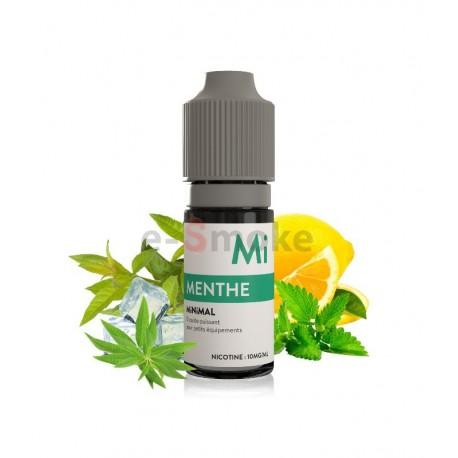 10 ml Mint MiNiMAL e-liquid