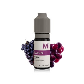 10 ml Grape MiNiMAL e-liquid