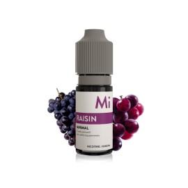 10 ml Grape MiNiMAL e-liquid