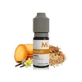 10 ml Biscotti MiNiMAL e-liquid