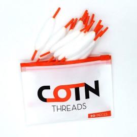 COTN Threads organická bavlna (20ks)