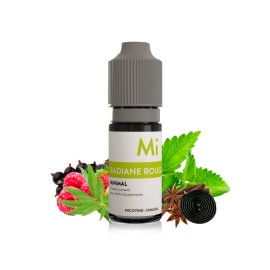 10 ml Red Aniseed MiNiMAL e-liquid