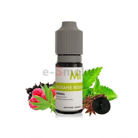 10 ml Red Aniseed MiNiMAL e-liquid